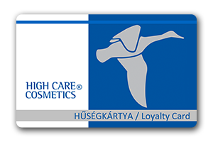 High Care Loyalty Card